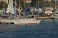 MS Diana im Hafen von Zadar