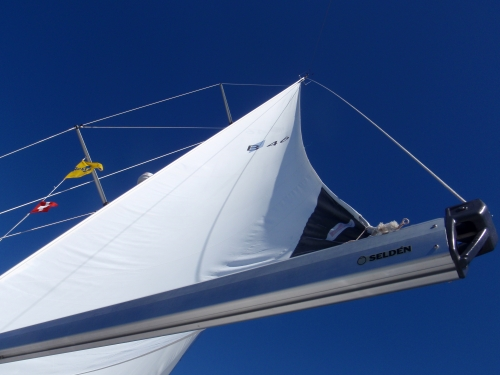 segeln...