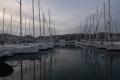 in der Marina Trogir